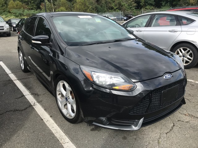 Pre-Owned 2014 Ford Focus ST