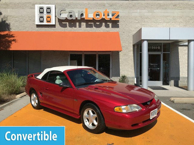 Pre-Owned 1994 Ford Mustang GT