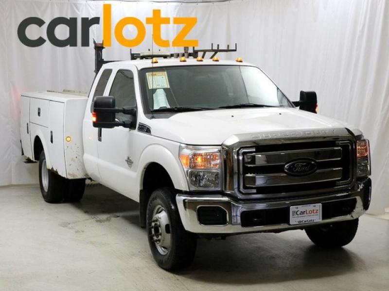 Pre-Owned 2012 Ford F-350 Super Duty XLT