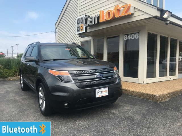 Pre-Owned 2015 Ford Explorer Limited AWD