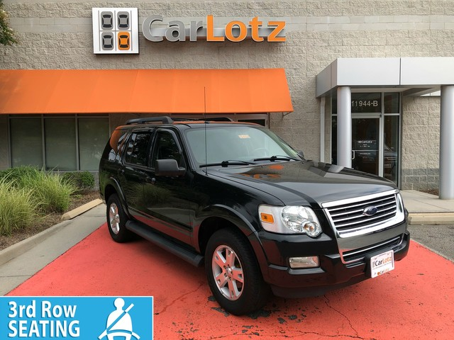 Pre-Owned 2009 Ford Explorer XLT