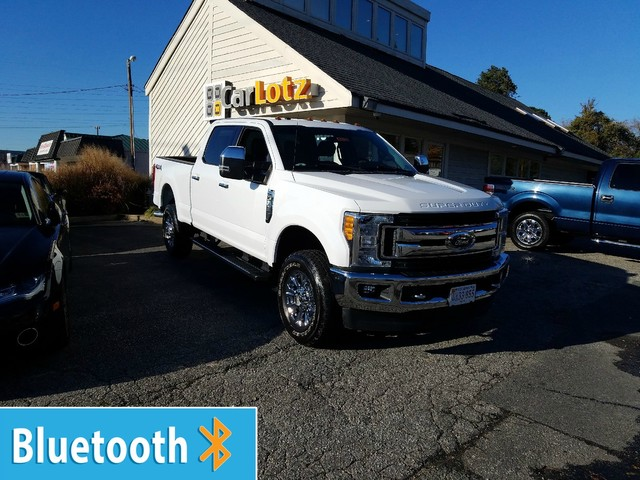 Pre-Owned 2017 Ford Super Duty F-250 SRW XLT 4WD