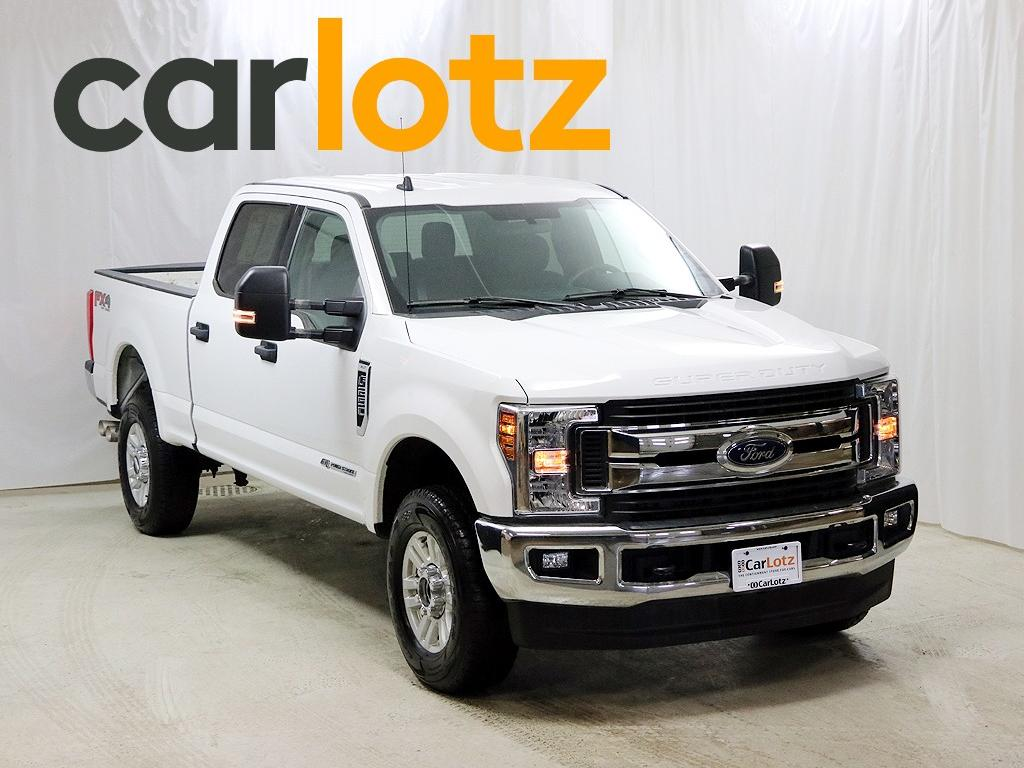Pre-Owned 2019 Ford F-250 Super Duty XLT