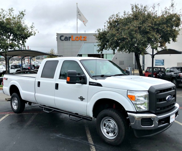 Pre-Owned 2015 Ford Super Duty F-350 SRW XL