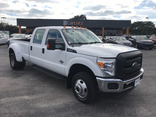 Pre-Owned 2012 Ford Super Duty F-350 DRW XL