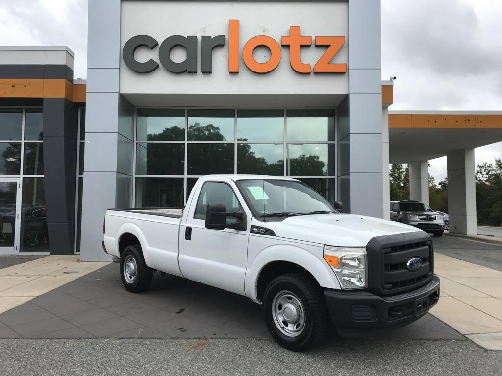 Pre-Owned 2014 Ford F-250 Super Duty XLT