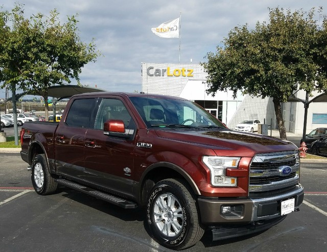 Pre-Owned 2017 Ford F-150 King Ranch