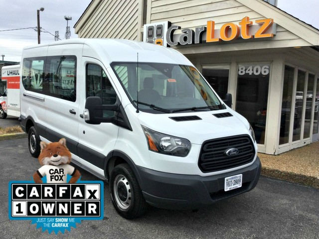 32d698a5e0 Pre-Owned 2015 Ford Transit Cargo Van Minivan Van in Richmond ...