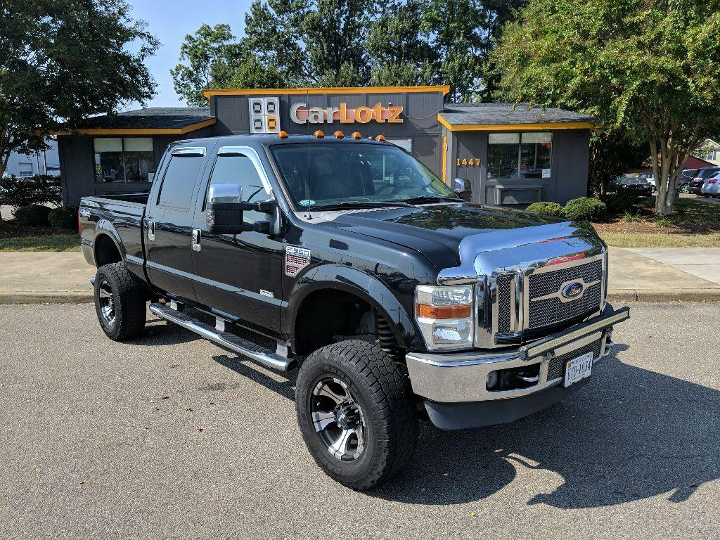 Pre-Owned 2008 Ford F-350 Super Duty Lariat