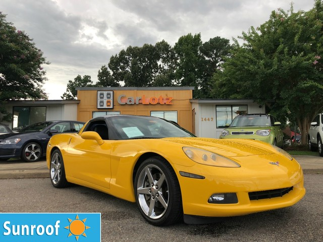 Pre-Owned 2005 Chevrolet Corvette Coupe