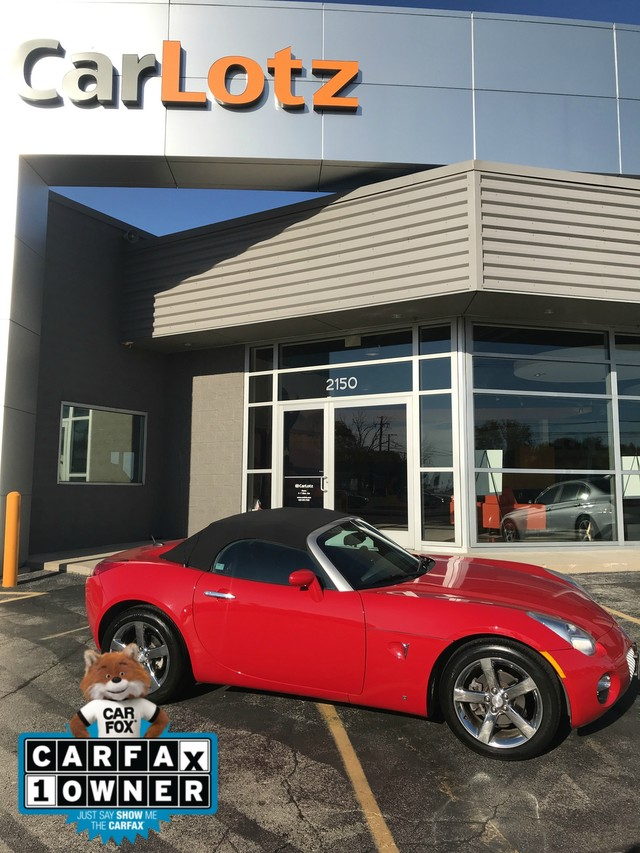 Pre-Owned 2007 Pontiac Solstice