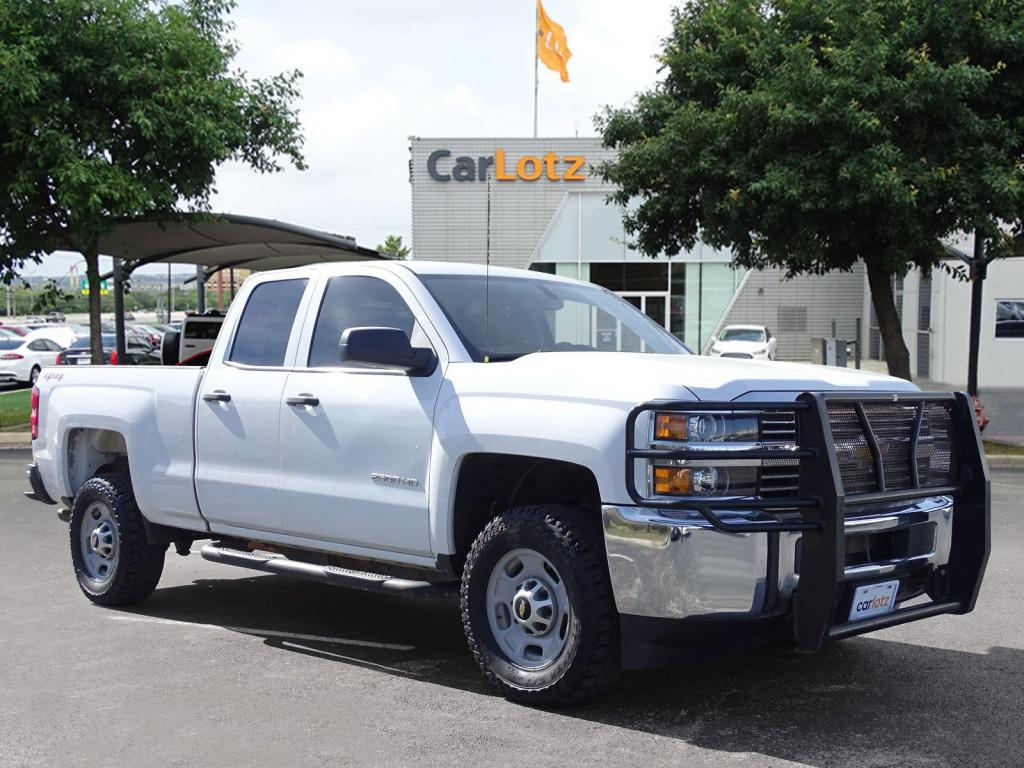 Pre-Owned 2015 Chevrolet Silverado 2500 Work Truck
