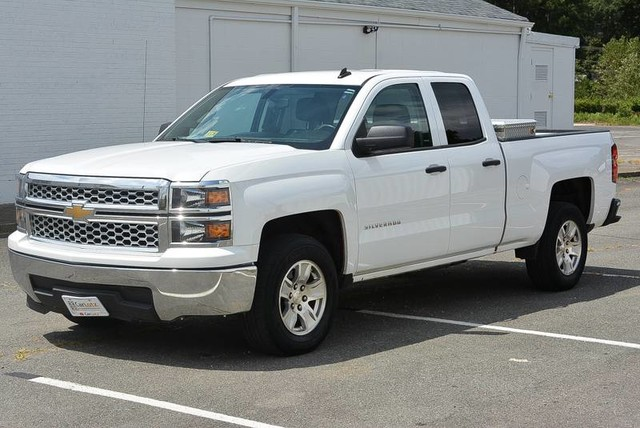 2014 Chevrolet Silverado 1500 LT Rear Wheel Drive Pickup Truck