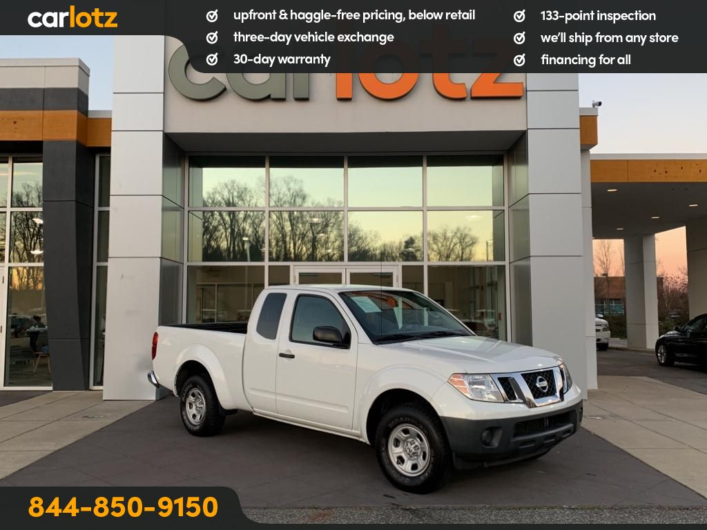 Pre-Owned 2015 Nissan Frontier S