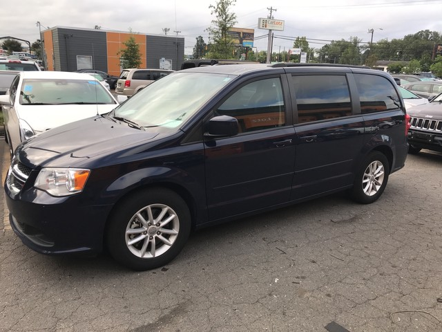 Pre-Owned 2016 Dodge Grand Caravan SXT