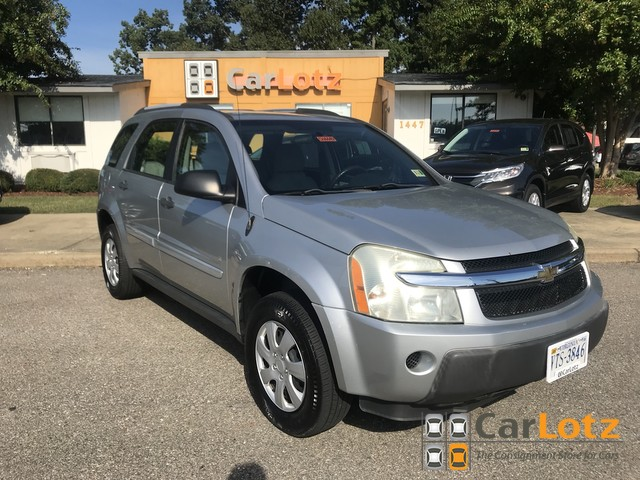 Captivating Pre Owned 2006 Chevrolet Equinox LS