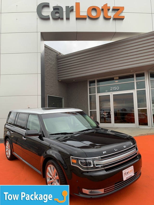 Pre-Owned 2013 Ford Flex Limited w/EcoBoost