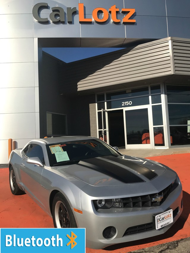 Pre-Owned 2012 Chevrolet Camaro 2LS