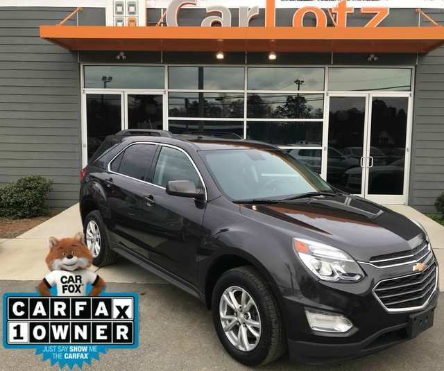 Pre-Owned 2016 Chevrolet Equinox LT
