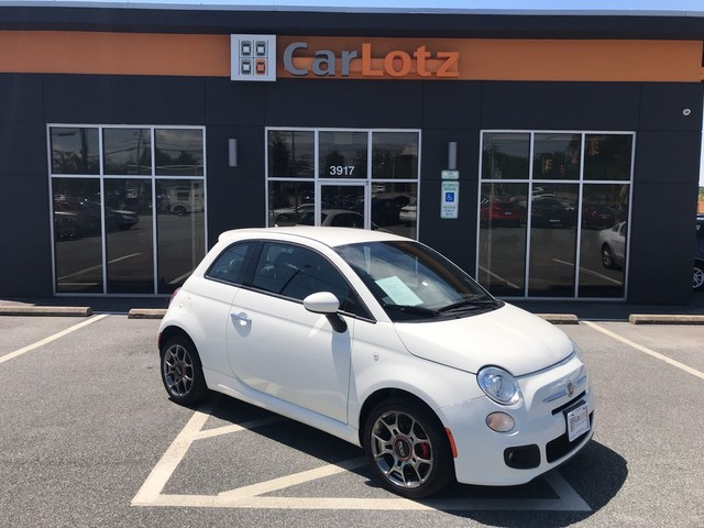 Pre-Owned 2014 FIAT 500 Sport