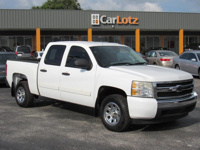 Pre-Owned 2008 Chevrolet Silverado 1500 Work Truck Pickup Truck in ...
