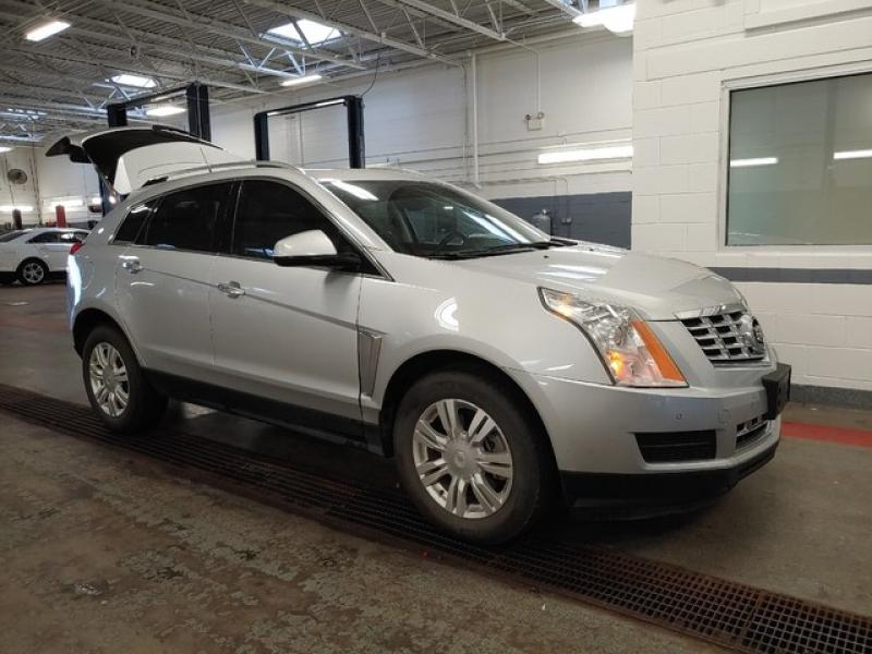 Pre-Owned 2014 Cadillac SRX Luxury Collection