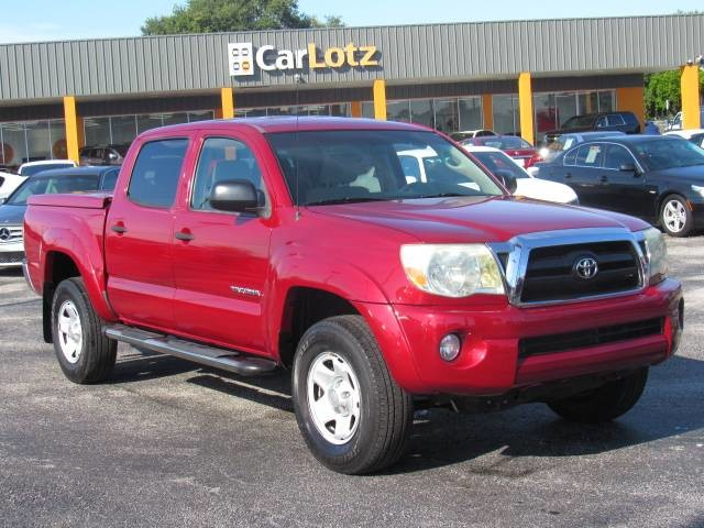 Pre-Owned 2007 Toyota Tacoma PreRunner