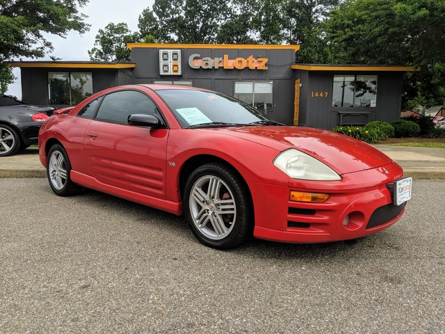 Pre Owned 2003 Mitsubishi Eclipse Gt