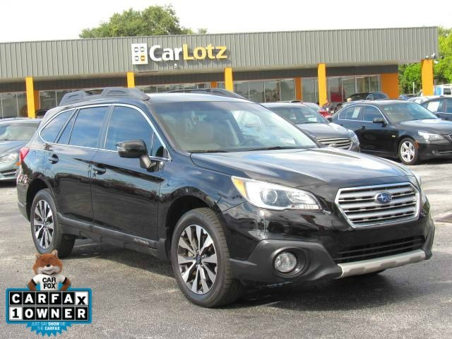 Pre-Owned 2015 Subaru Outback 2.5i Limited