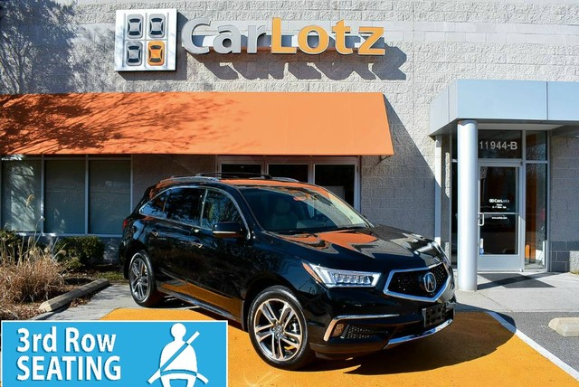 Pre-Owned 2017 Acura MDX w/Advance Pkg