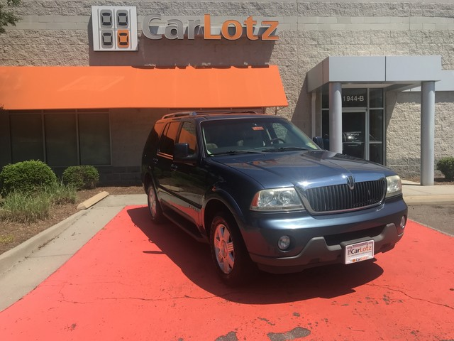 Pre-Owned 2003 Lincoln Aviator Premium