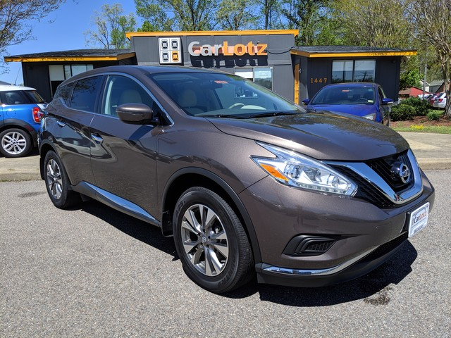 Pre Owned 2016 Nissan Murano S