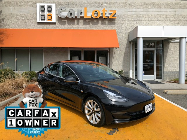 Pre-Owned 2018 Tesla Model 3 Long Range Enhanced AP