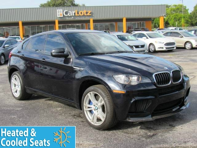 Pre-Owned 2013 BMW X6 M