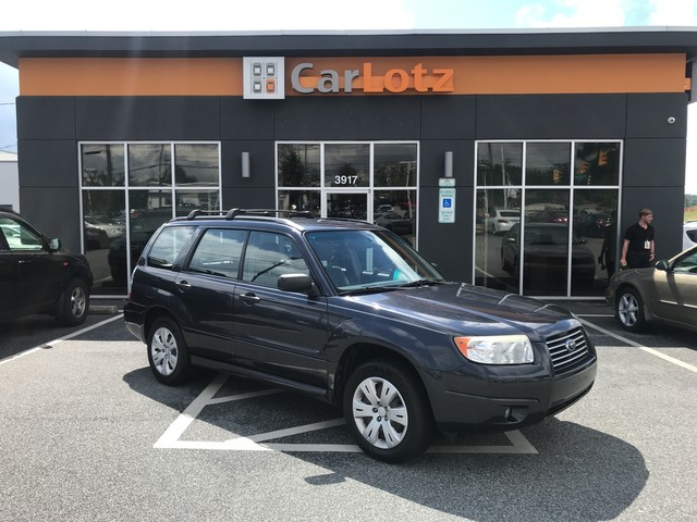 Pre-Owned 2008 Subaru Forester X