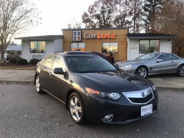 Pre-Owned 2011 Acura TSX