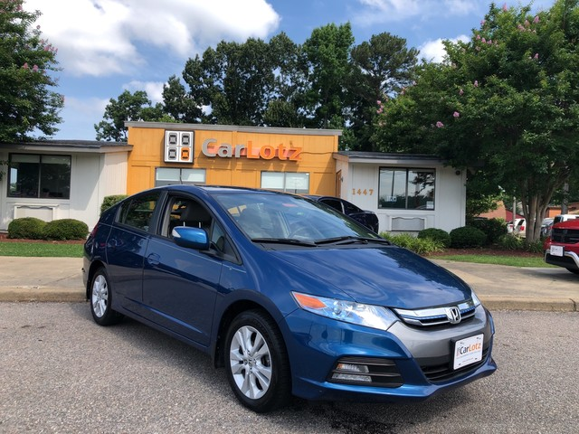 Pre-Owned 2013 Honda Insight EX