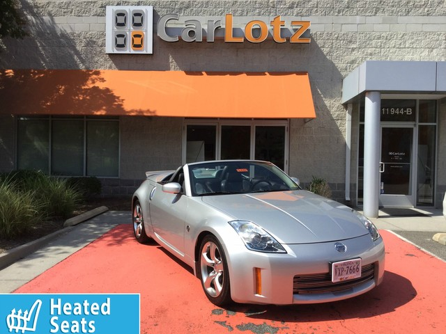 Pre-Owned 2006 Nissan 350Z Grand Touring