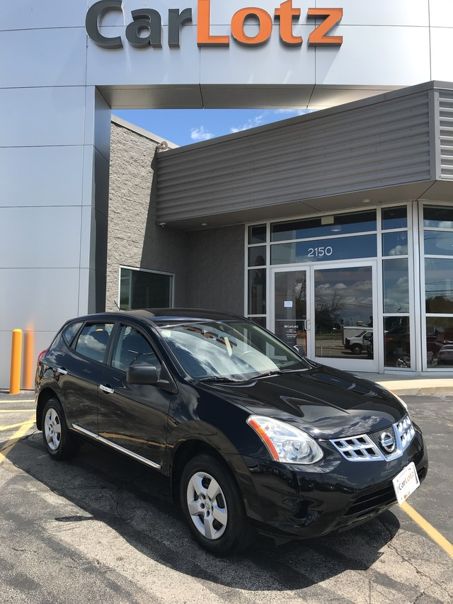 Pre-Owned 2011 Nissan Rogue S