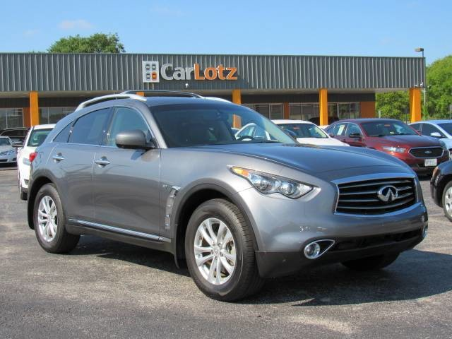 Pre-Owned 2014 INFINITI QX70