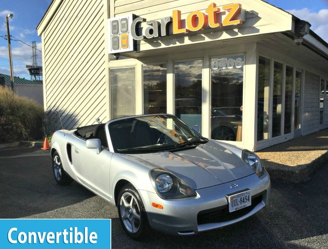 Pre-Owned 2000 Toyota MR2 Spyder