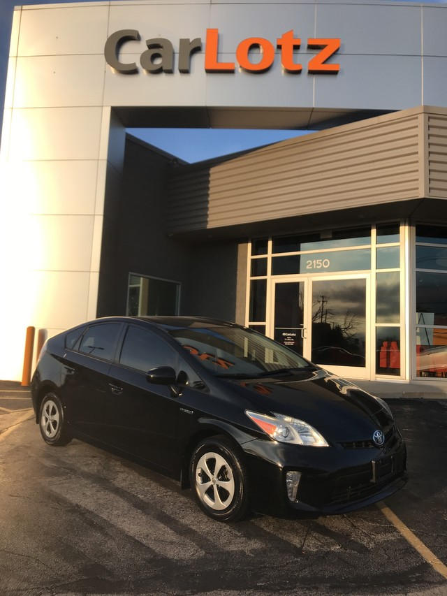 Pre-Owned 2012 Toyota Prius One