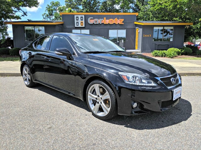 Pre-Owned 2013 Lexus IS 350