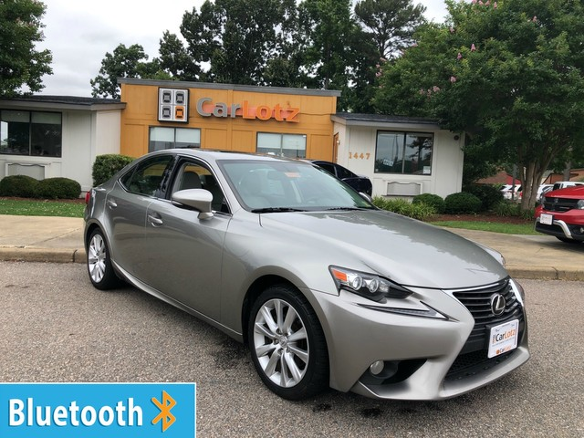 Pre-Owned 2014 Lexus IS 250 250 AWD