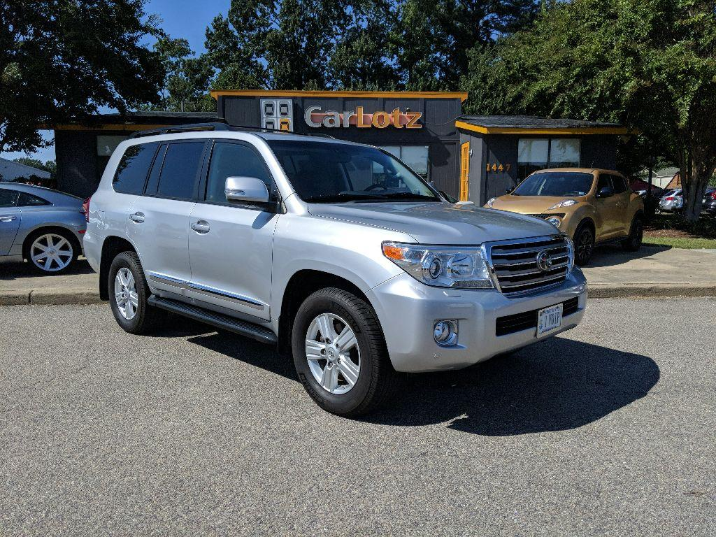 Pre-Owned 2015 Toyota Land Cruiser