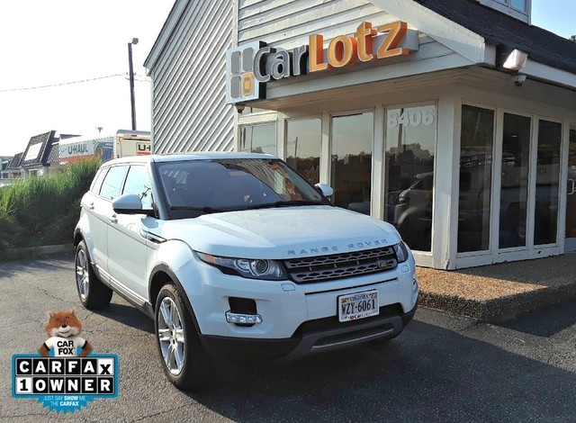 Pre-Owned 2014 Land Rover Range Rover Evoque Pure Premium