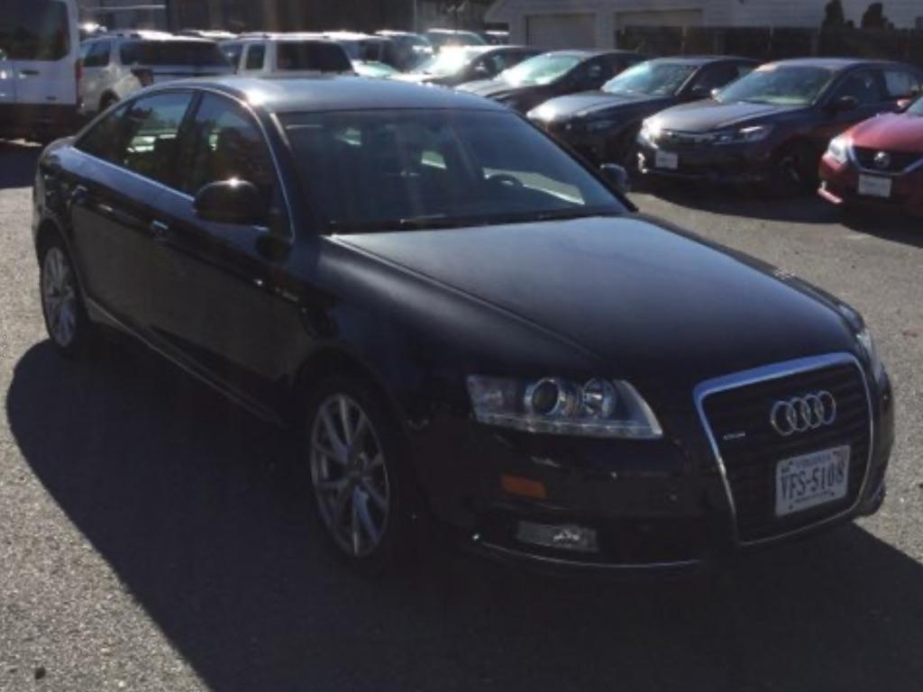 Pre-Owned 2010 Audi A6 3.0T Premium Plus