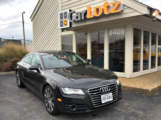 Pre-Owned 2014 Audi A7 3.0 TDI Premium Plus