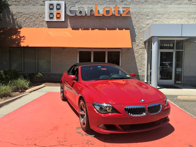 Pre-Owned 2009 BMW 6 Series 650i