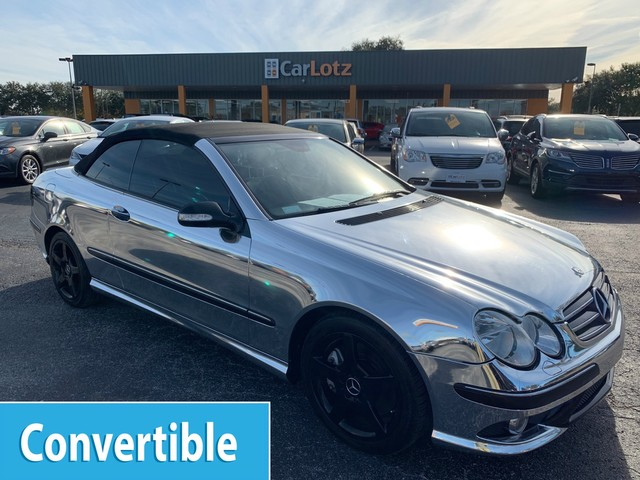 Pre-Owned 2009 Mercedes-Benz CLK 3.5L